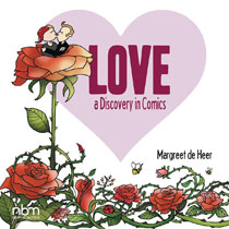 Image: Love: A Discovery in Comics HC  - NBM