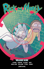 Image: Rick & Morty Vol. 09 SC  - Oni Press Inc.