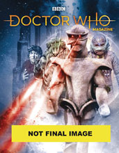 Image: Doctor Who Magazine #540 - Panini Publishing Ltd