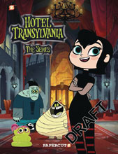 Image: Hotel Transylvania Vol. 02: My Little Monster Sitter GN  - Papercutz