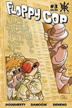 Image: Floppy Cop #3 - Source Point Press