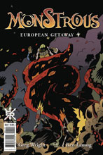 Image: Monstrous: European Getaway #4 - Source Point Press