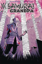 Image: Samurai Grandpa #1 - Source Point Press