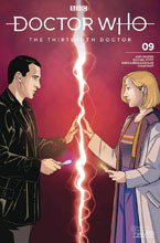 Image: Doctor Who: The 13th Doctor #9 (cover C - 9th Doctor) - Titan Comics