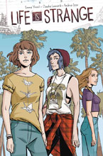 Image: Life Is Strange #6 (cover A - Leonardi) - Titan Comics