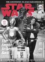 Image: Star Wars Insider #190 (newsstand cover) - Titan Comics