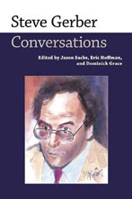 Image: Steve Gerber Conversations SC  - University Press of Mississipp