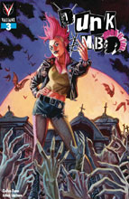 Image: Punk Mambo #3 (cover A - Brereton) - Valiant Entertainment LLC