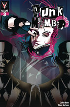 Image: Punk Mambo #3 (cover C - Delara) - Valiant Entertainment LLC