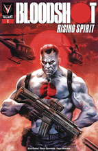 Image: Bloodshot: Rising Spirit #8 (cover A - Massafera) - Valiant Entertainment LLC