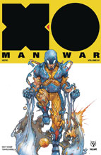Image: X-O Manowar  [2017] Vol. 07: Hero SC - Valiant Entertainment LLC