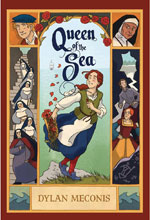 Image: Queen of the Sea GN HC  - Walker Books Us