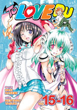 Image: To Love-Ru Vol. 15-16 GN  - Ghost Ship