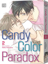 Image: Candy Color Paradox Vol. 02 GN  - Sublime
