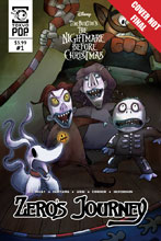 Image: Disney Tim Burton's The Nightmare Before Christmas: Zero's Journey #11 - Tokyopop