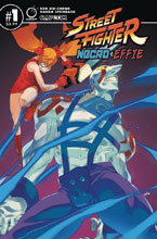 Image: Street Fighter: Necro & Effie #1 (cover A - Steinbach) - Udon Entertainment Inc