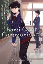 Image: Komi Can't Communicate Vol. 01 GN  - Viz Media LLC