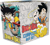 Image: Dragon Ball Complete Series 16 Vols Box Set GN  - Viz Media LLC