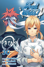 Image: Food Wars!: Shokugeki No Soma Vol. 30 GN  - Viz Media LLC
