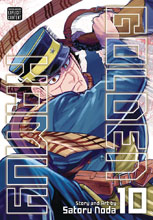 Image: Golden Kamuy Vol. 10 GN  - Viz Media LLC