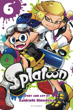 Image: Splatoon Manga Vol. 06 GN  - Viz Media LLC