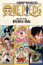 Image: One Piece: New World Vols. 82-83-84 SC  - Viz Media LLC