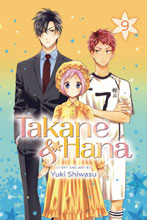 Image: Takane & Hana Vol. 09 GN  - Viz Media LLC