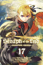Image: Seraph of the End: Vampire Reign Vol. 17 SC  - Viz Media LLC