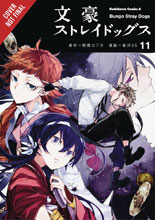 Image: Bungo Stray Dogs Vol. 11 GN  - Yen Press