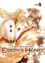 Image: To Take An Enemy's Heart Vol. 05 GN  - Netcomics