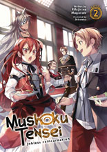Image: Mushoku Tensei Jobless Reincarnation Light Novel Vol. 02 SC  - Seven Seas Entertainment LLC