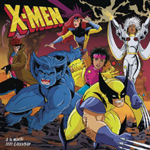 Image: X-Men 2020 Wall Calendar  - Landmark Calendars