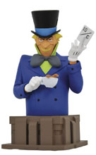 Image: Batman The Animated Series Bust: Mad Hatter  - Diamond Select Toys LLC