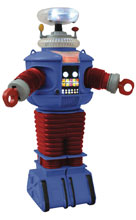 Image: Lost in Space Electronic B-9 Robot  (Retro Edition) - Diamond Select Toys LLC