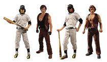 Image: One-12 Collective Action Figure Box Set: Warriors  (Deluxe) (4-Piece) - Mezco Toys