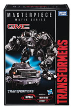 Image: Transformers Movie Masterpiece Ironhide Action Figure Case  - Hasbro Toy Group