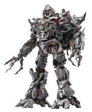 Image: Transformers Movie Masterpiece Action Figure: Megatron  - Hasbro Toy Group