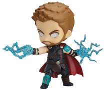 Image: Thor Ragnarok Nendoroid Action Figure: Thor  (deluxe version) - Good Smile Company