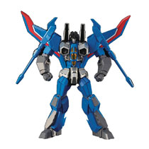 Image: Transformers Furai Model Kit: Thunder Cracker  - Flame Toys