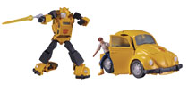Image: Transformers Masterpiece Action Figure: MP45 Bumblebee  - Hasbro Toy Group