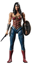 Image: Injustice 2 Figure: Wonder Woman  (1/18 Scale) - Hiya Toys