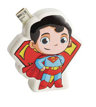 Image: DC Super Friends Coin Bank: Superman  - Enesco Corporation