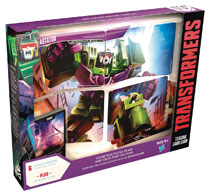 Image: Transformers TCG: Rise of the Combiners - Devastator Deck  - Wizards of The Coast