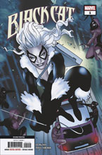 Image: Black Cat #1 (variant 2nd printing - Campbell) - Marvel Comics