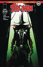 Image: Spawn #310 (cover A - Mattina) - Image Comics