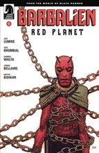 Image: Barbalien: Red Planet #1 (cover A - Walta) - Dark Horse Comics