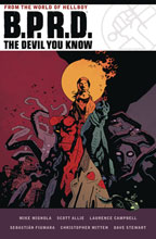 Image: B.P.R.D.: Devil You Know Omnibus HC  - Dark Horse Comics