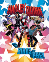 Image: Harley Quinn & the Birds of Prey #3 - DC - Black Label