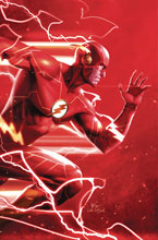 Image: Flash #758 (variant cover - Inhyuk Lee) - DC Comics