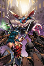 Image: Justice League #49 - DC Comics